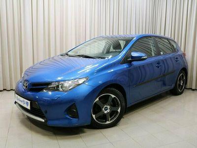 begagnad Toyota Auris 1.4 D-4D (90hk) Motorvärmare / Kupévärmare
