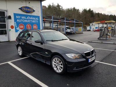 begagnad BMW 320 i Ny bes, Ny serv, skattad,170 hk
