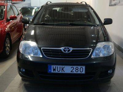 begagnad Toyota Corolla Kombi 1.6 VVT-i Automat 110hk