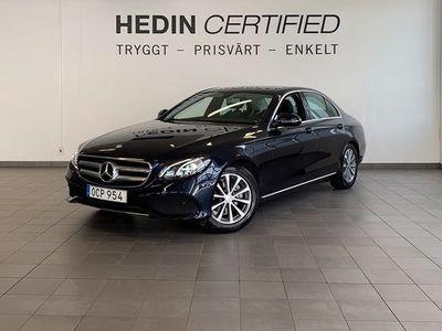 begagnad Mercedes E200 9G-TRONIC 184HK *V-HJUL*
