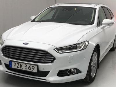 begagnad Ford Mondeo 2.0 TDCi Kombi