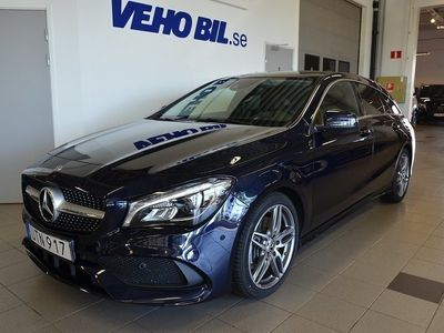 begagnad Mercedes CLA250 AMG Sky, Shooting Brake,Navigation
