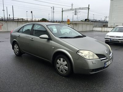 begagnad Nissan Primera Hatch 2.0 Obesiktad -05