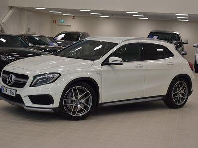 usata Mercedes GLA45 AMG AMG4Matic 381hk -16
