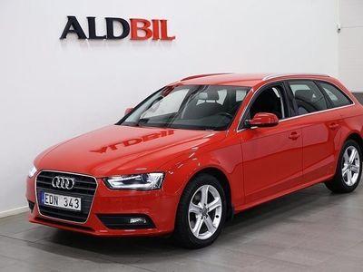 gebraucht Audi A4 TDI 150hk Sports Edtion Aut (M-Värmare, Xenon)