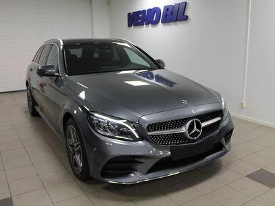 brugt Mercedes C300 d 4-Matic Värmare Drag