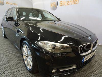 begagnad BMW 520 d xDrive Touring AUT-Helskinn-Drag Euro 6 190hk