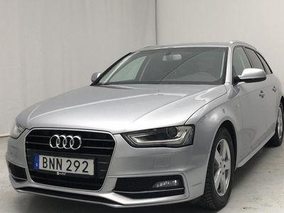 begagnad Audi A4 2.0 TDI clean diesel Avant