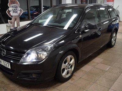 begagnad Opel Astra Kombi 2.0T 170HK Sport Xenon