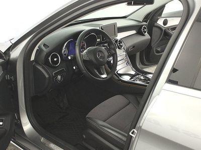 begagnad Mercedes C220 COMBI CDI 170HK SE Edition Aut