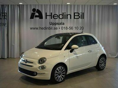 begagnad Fiat Coupé 500 STAR 1.0 70HK BSG SERIE8 Ord Pris: 179 100