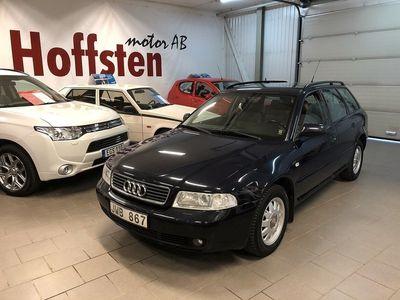 begagnad Audi A4 Avant 1.8 T Ambition 150hk