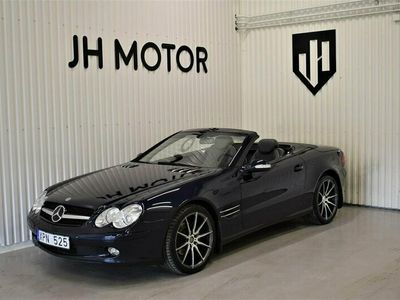 "begagnad Mercedes SL350 245hk LÅGA MIL/19"" Sommarhjul"