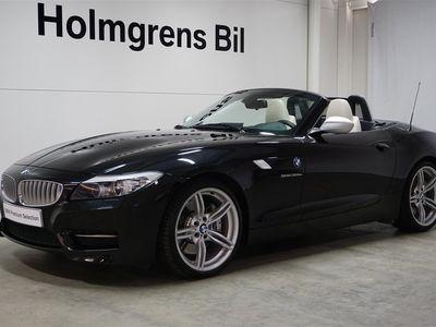 begagnad BMW Z4 Roadster 35is DCT M-Sport | Låga Mil