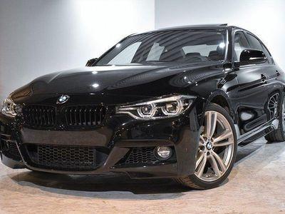 begagnad BMW 328 i SEDAN M SPORT AUT SKINN LASER