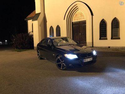 begagnad BMW 320 d efficientdynamics edition -11
