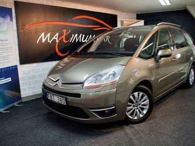 begagnad Citroën Grand C4 Picasso 2.0 HDiF 7-sits Nybes Drag