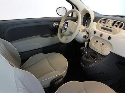 begagnad Fiat 500 LOUNGE 1.2 69hk M5 Sedan