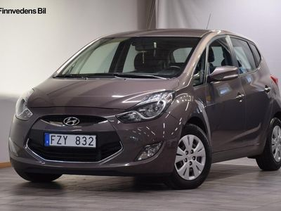 begagnad Hyundai ix20 1.6 CRDi