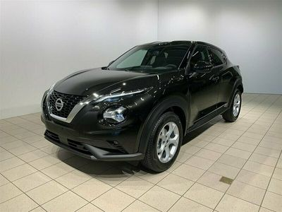 begagnad Nissan Juke DIG-T 117 MT N-Connecta + Navi