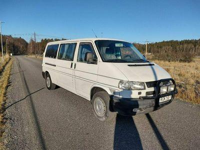 begagnad VW Caravelle 2,8 VR6