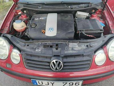 begagnad VW Polo 1,4 FSI