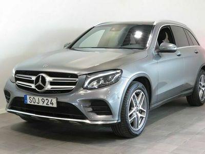 begagnad Mercedes E250 - Benz GLC d 4Matic 9G - Tronic | Eldrag / Backkamera