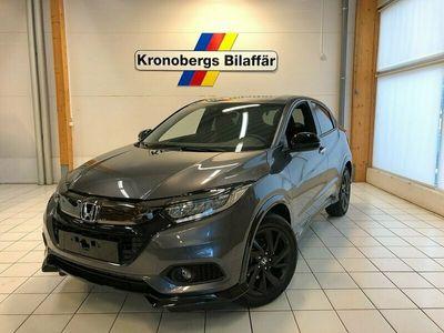 begagnad Honda HR-V 1.5T Sport Navi CVT 2020, SUV Pris 299 500 kr
