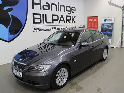 begagnad BMW 325 Sedan Advantage 218hk / AUTOMAT