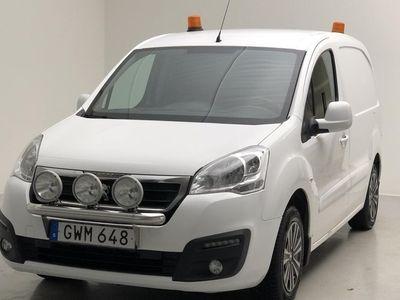 begagnad Peugeot Partner Van 1.6 BlueHDI Skåp (120hk)