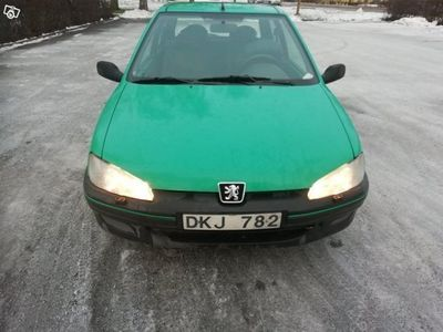 begagnad Peugeot 106 1,1cartoon BES o SKATTAT 98 -98