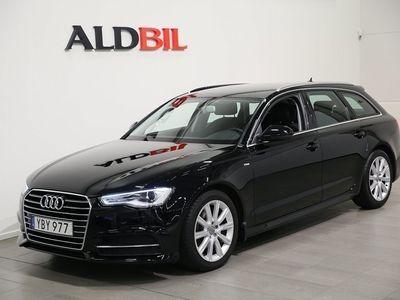 begagnad Audi A6 AVANT TDI S-line Edition S-tronic 2016, Kombi 239 000 kr