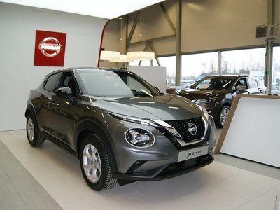 begagnad Nissan Juke DIG-T 117HK N-Connecta