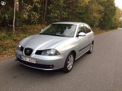 brugt Seat Ibiza 1,4 16V 100 hk -06