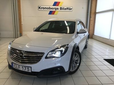 begagnad Opel Insignia Country Tourer Cross Country 163hk Aut -14