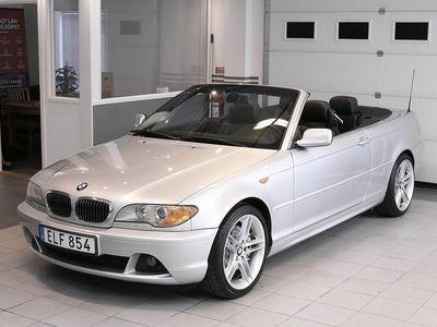 begagnad BMW 330 Ci Convertible 231hk