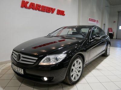usata Mercedes CL500 7G-Tronic 388hk