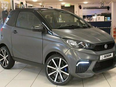 begagnad Aixam City GTO0.5 CVT, 2021 ABS, B-KAMERA 2021