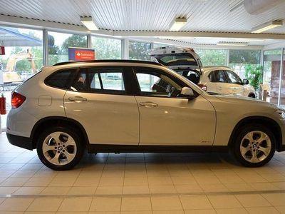 begagnad BMW X1 Xdrive18d Aut