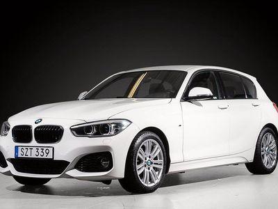 begagnad BMW 118 i 5-door M Sport Euro 6 136hk