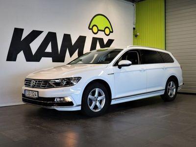 begagnad VW Passat 2.0 TDI 4M | R-line | D-värm | S&V-hjul | 190hk