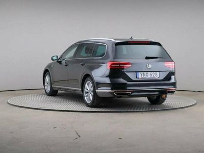 begagnad VW Passat GTE SC Executive Läder Dragpkt ActiveInfo