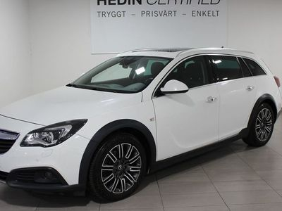 begagnad Opel Insignia Country Tourer 4x4 Business 163HK Aut