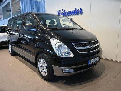 begagnad Hyundai H-1 Travel 2.5 CRDi (170hk)