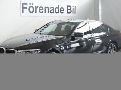 begagnad BMW 530 e iPerformance Sedan Aut M-Sport Navi Företagskampanj 581900:-