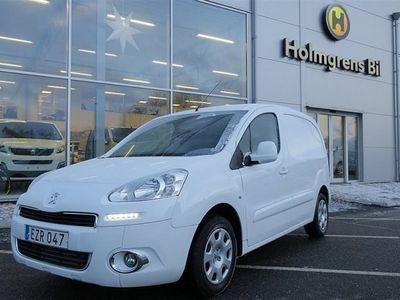 begagnad Peugeot Partner PRO+ 1.6 HDi *verkstadsinred*