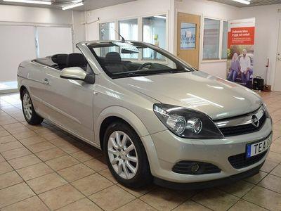 begagnad Opel Astra Cabriolet TwinTop 1.8 140hk Avbetalning