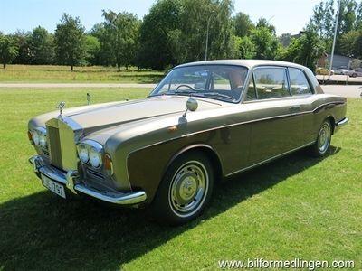 begagnad Rolls Royce Park Ward Silver Shadow Mulliner2-Door V8 6.2 MPW