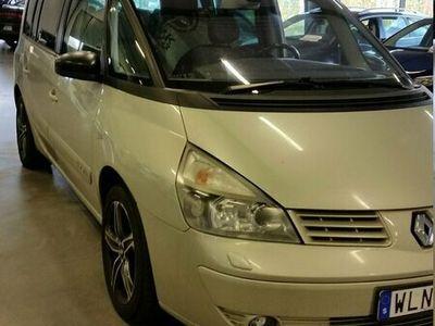 begagnad Renault Grand Espace 2.0 Turbo Expression 7-sits 163hk