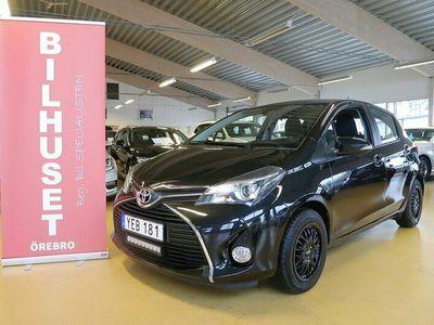begagnad Toyota Yaris 5-dörrar 1.33 99hk Dual VVT-i Active